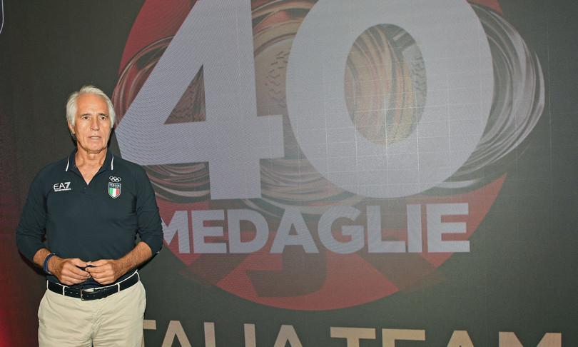tokyo 2020 malago medagliere italia