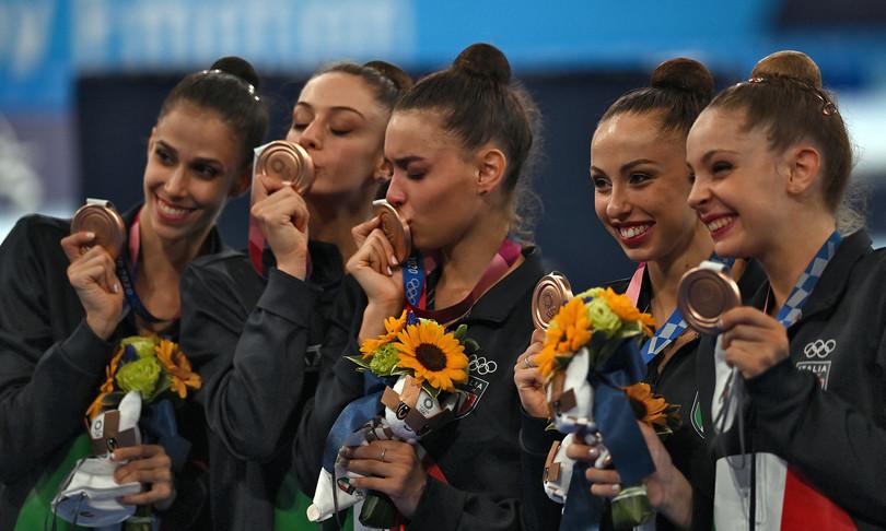 medaglie italia tokyo 2020 regioni lombardia puglia