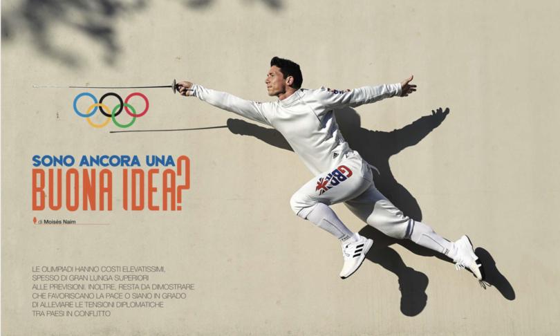 olimpiadi sono ancora una buona idea