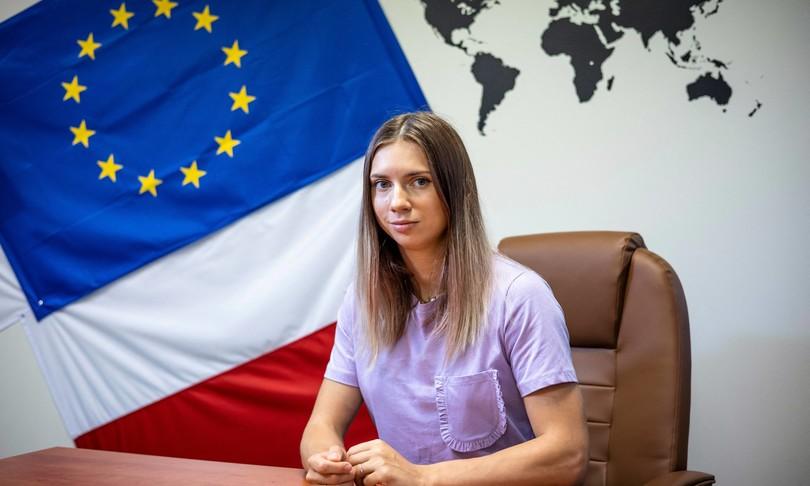 Krystsina Tsimanouskaya sprinter dissidente bielorussa tokyo 2020