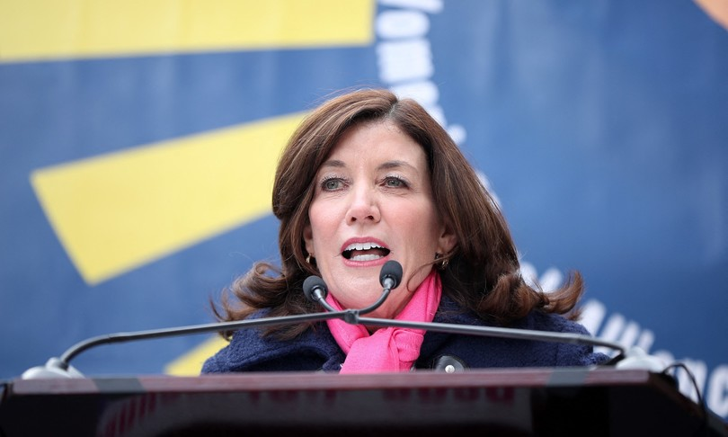 Hochul prima donna governatore stato new york