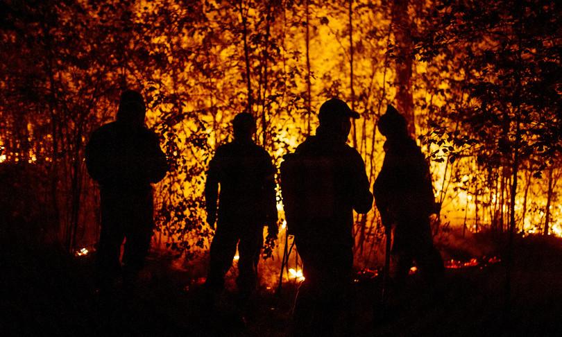 incendio devasta siberia piu esteso del mondo