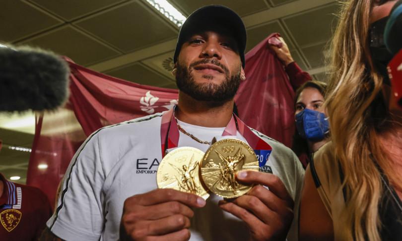 atletica jacobs 200 metri record 100metri