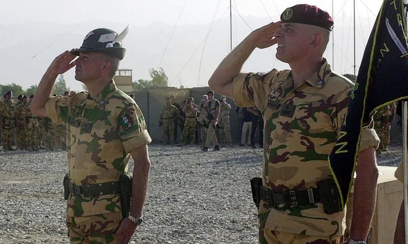 ragioni caduta afghanistan talebani intervista generale battisti