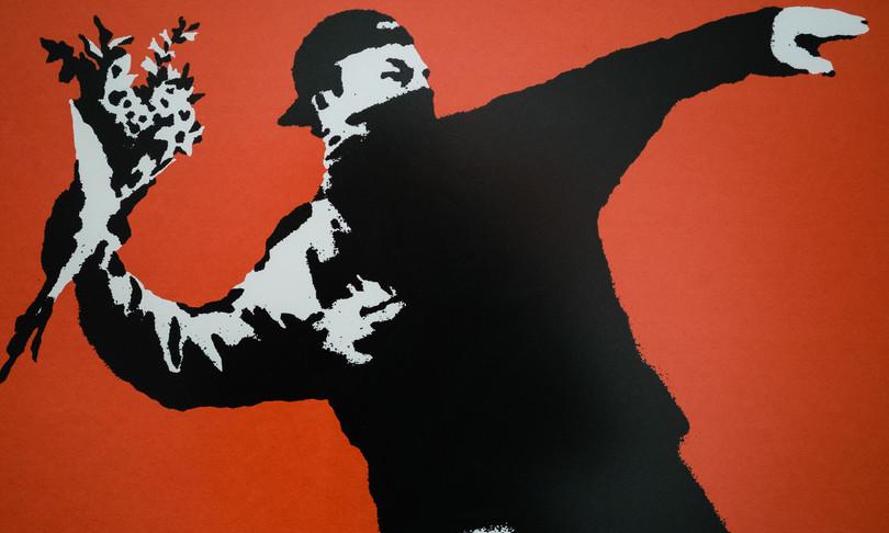 Banksy rivendica raffica nuove opere muri inglesi
