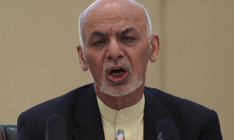 Afghanistan Ghani resiste ai talebani