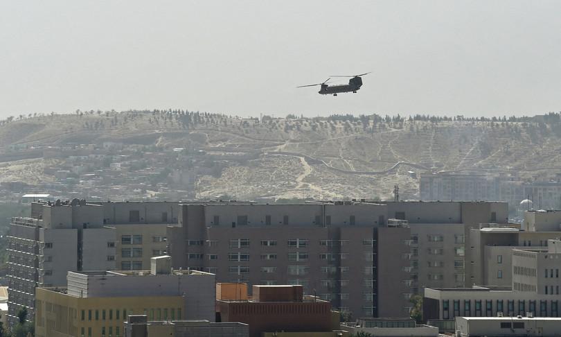 talebani entrati a Kabul universita