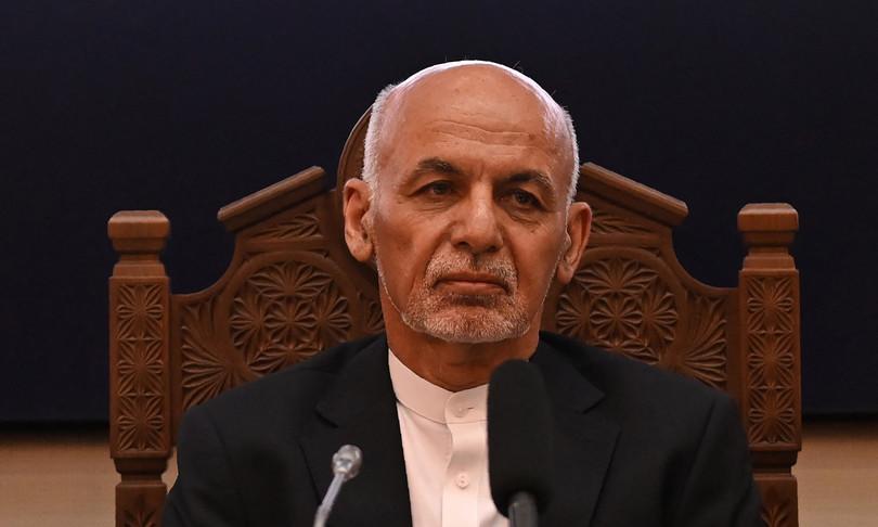 afghanistan ghani ho lasciato kabul per evitare massacro