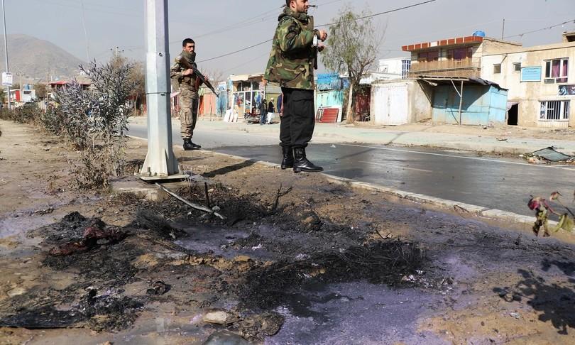 afghanistan parte caccia cristiani