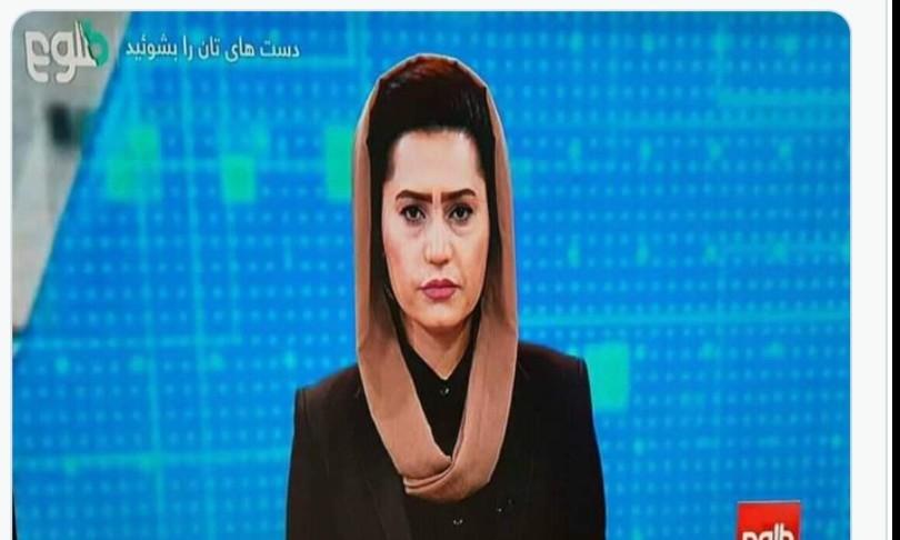 afghanistan presentatrici tornano sugli schermi