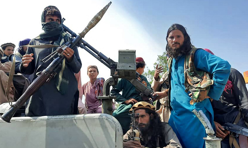 afghanistan biden america first talebani