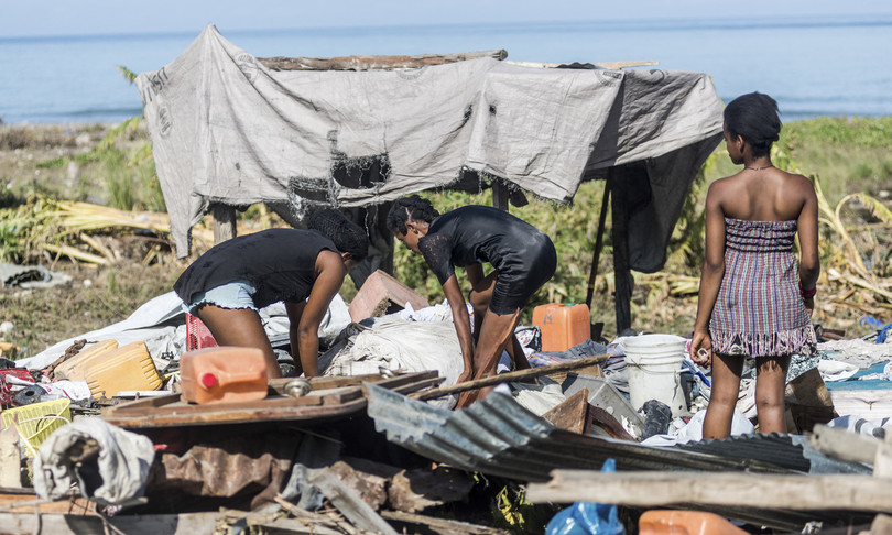 haiti terremoto sisma tempesta uragano