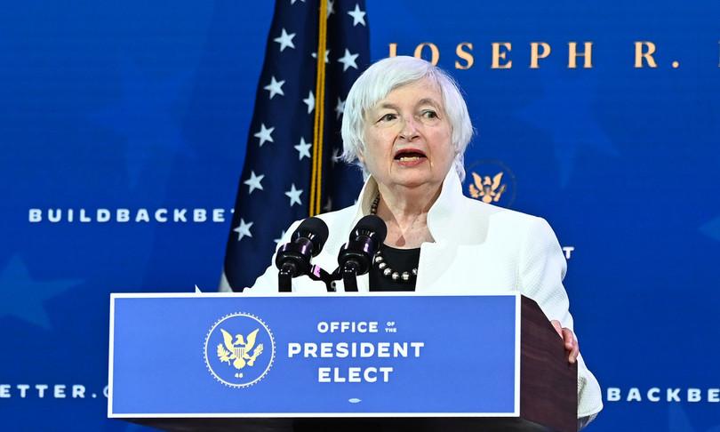 Usa: Yellen, variante Delta minaccia economia