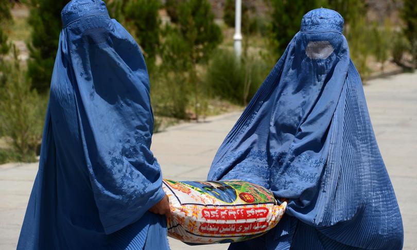 afghanistan fronte del volontariato cattolico