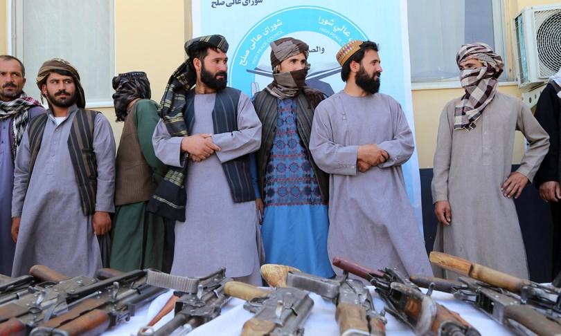 talebani nuovo governo afghanistan