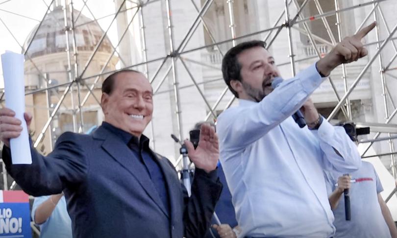 Salvini and Berlusconi, soon summit with ministers and leaders Lega and Forza Italia