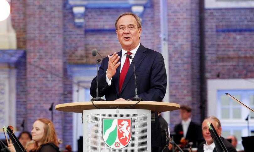 germania elezioni laschet