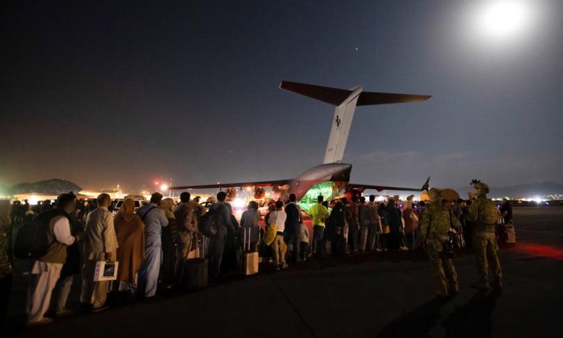 afghanistan corsa evacuare kabul
