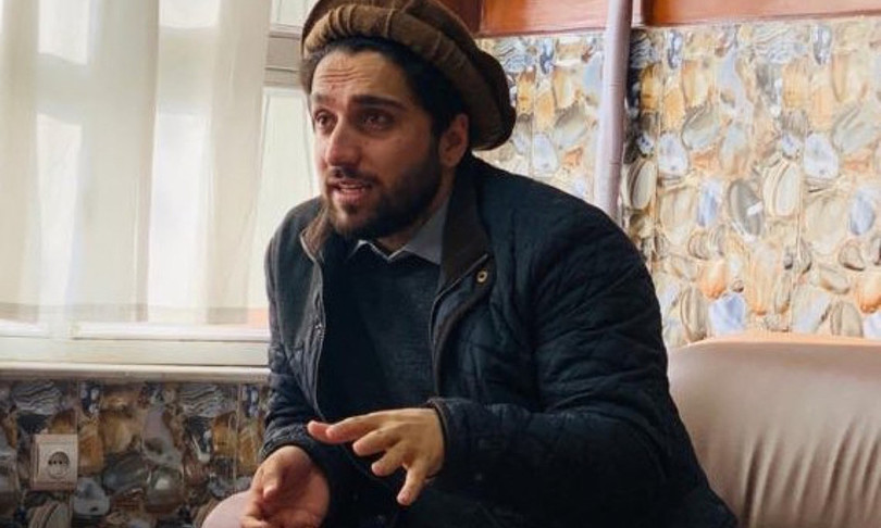 massoud panshir afghanistan talebani