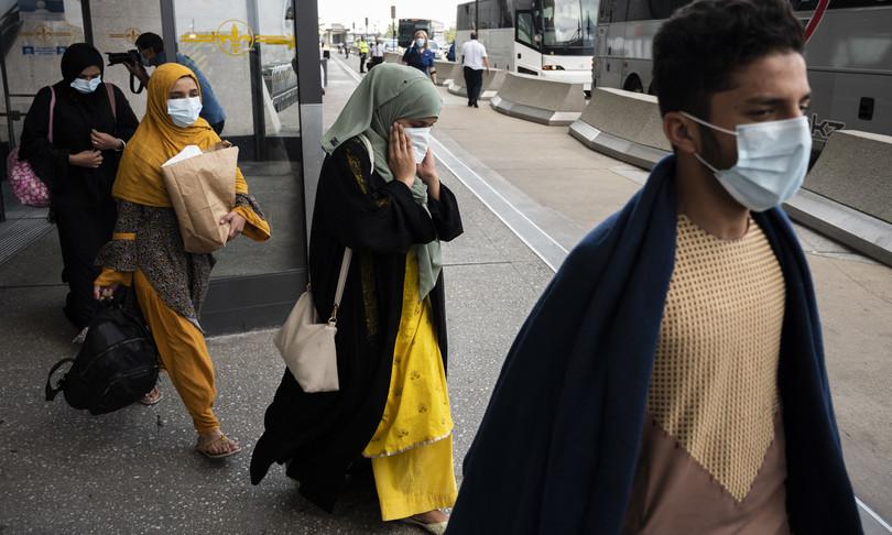 problema terroristi infiltrati tra profughi lasciano afghanistan