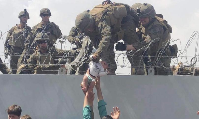 non riusciremo a salvare tutti gli afghani