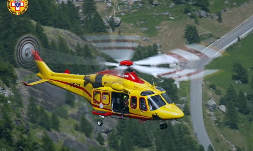 morto alpinista Valle Aosta