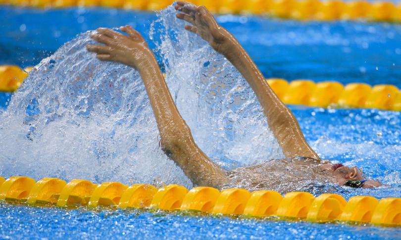 Paralimpiadi nuoto Bettella bronzo prima medaglia