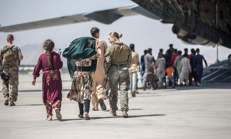 nuovo Grande Gioco Afghanistan Chi esce chi entra