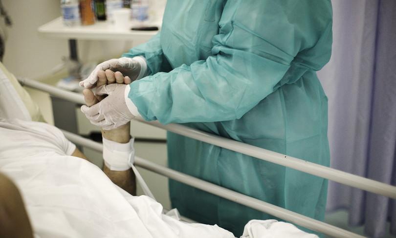 Covid coppia 70enni positiva ospedale Bentivoglio
