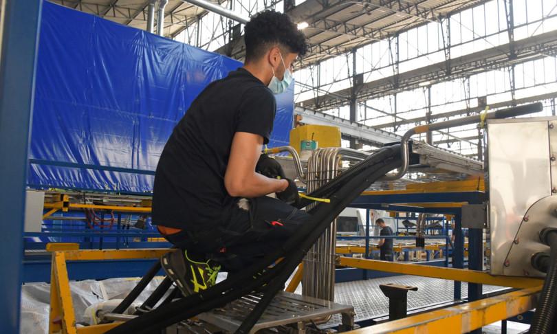 Crescono giugno fatturati industrie Istat
