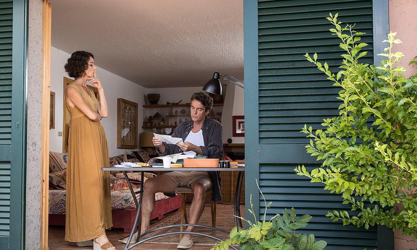 Walter Bonetti e Rossana Podesta docufilm Rai storia amore