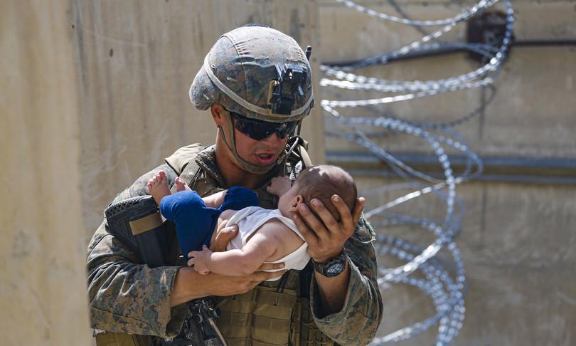 afghanistan chi erano marines morti kabul