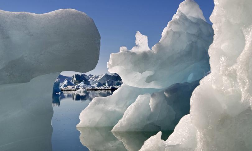 groenlandia isola polo Nord