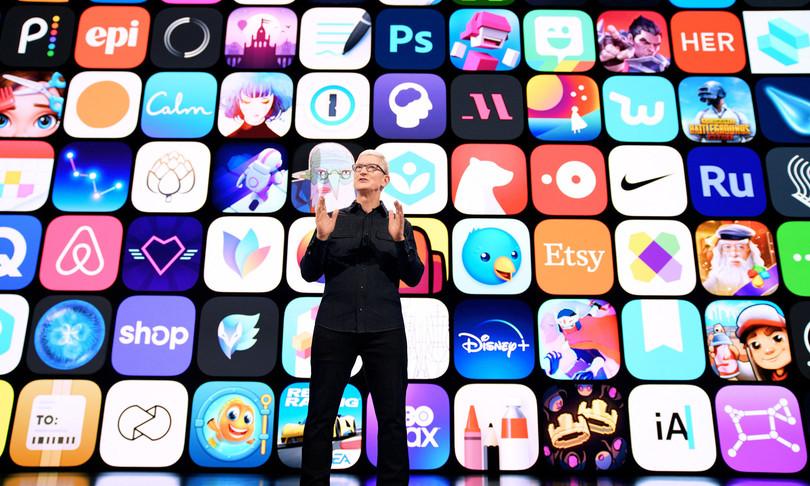 Apple via libera pagamenti esterni