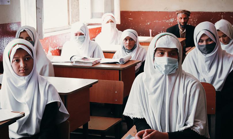 Studentesse afghane Sapienza