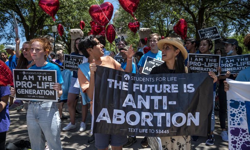 Texas legge aborto Biden