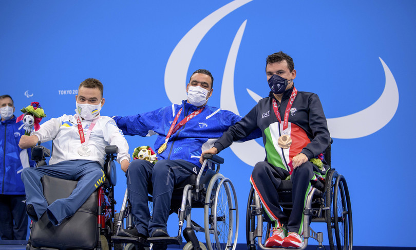Paralimpiadi Italia supera 50 medaglie