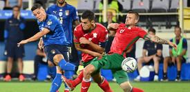 L'Italia non sfonda: solo 1-1 con la Bulgaria