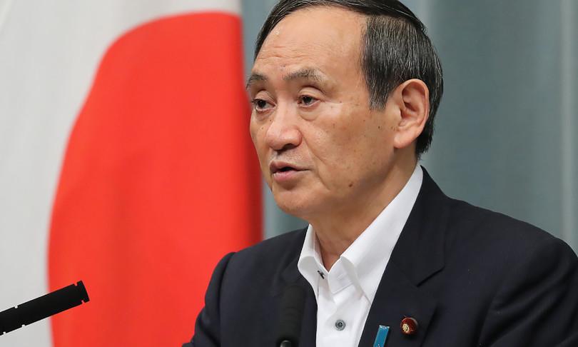 Giappone suga non si ricandida partito