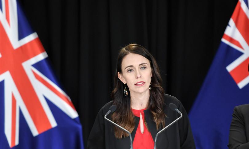 Nuova Zelanda premier attacco terroristico supermercato