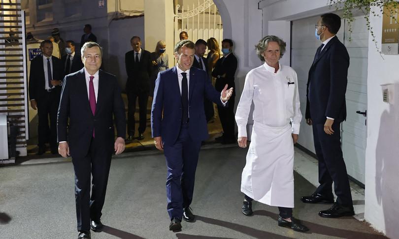 Afghanistan Macron Draghi Marsiglia Ue