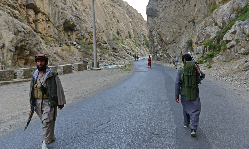Afghanistan portavoce Talebani conquistato Panshir