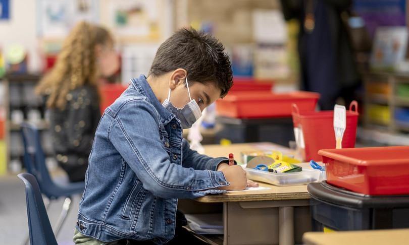 Scuola Alto Adige primi studenti tornare scuola