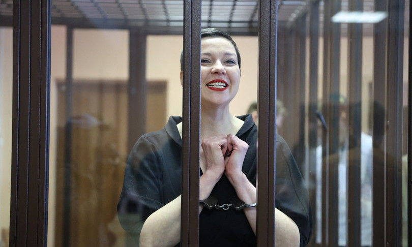 bielorussia condanna oppositrice kolesnikova