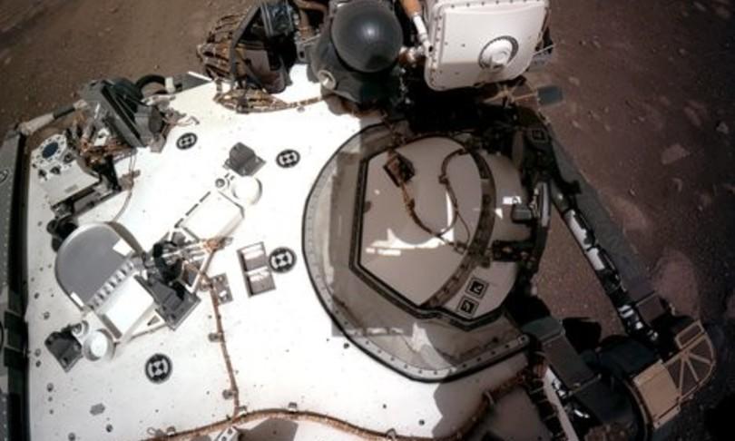 Prelevato primo campione roccia Marte Nasa