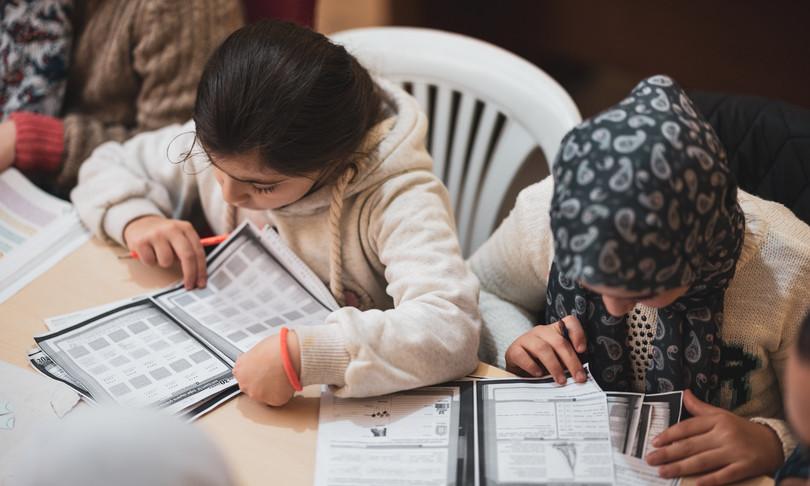 rifugiati unhcr criticita scuola rifugiati