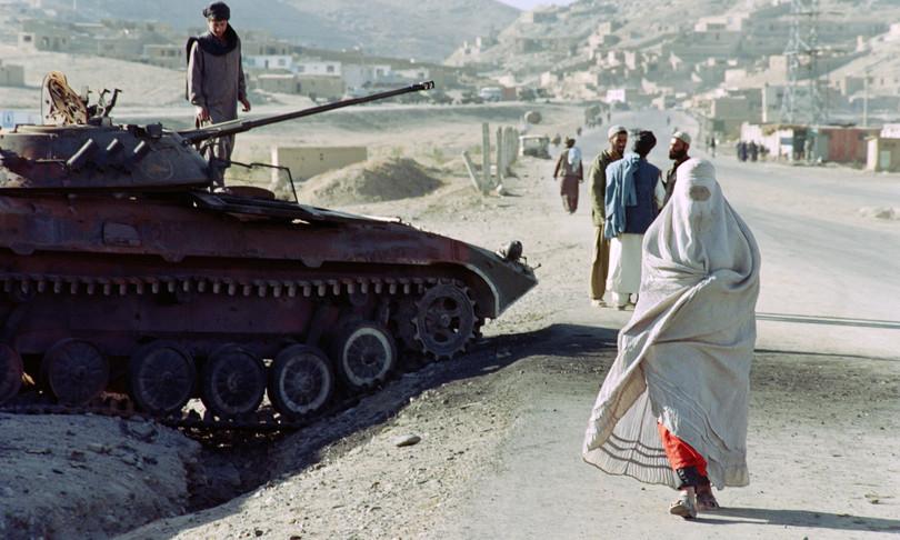 afghanistan governo talebani