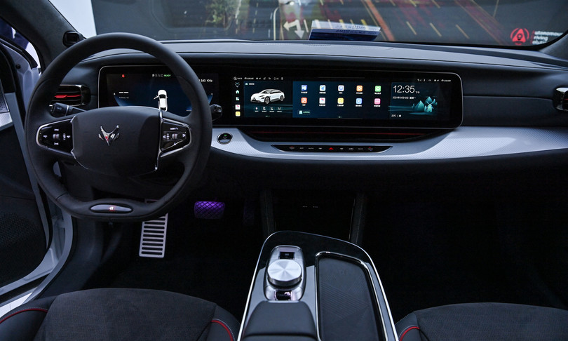Huawei sistema auto intelligente