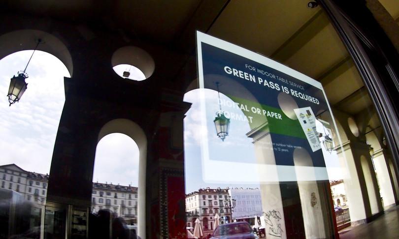 Green pass tensione maggioranza