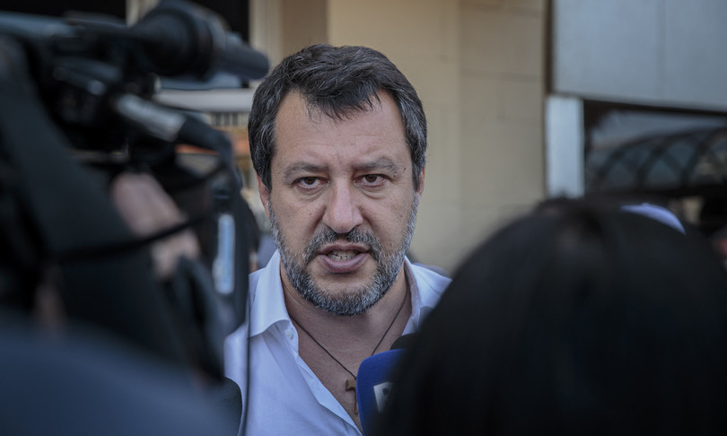 """Salvini rejects the criticism, """"everyone was informed about our vote"""""""